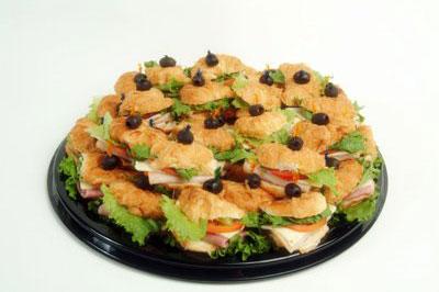Turkey And Roast Beef Croissant Recipes — Dishmaps