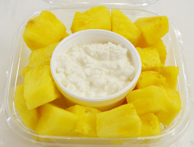 Cottage Cheese And Pineapple
